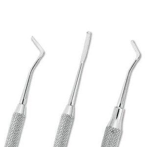 (2)Cavity Preparation Instruments