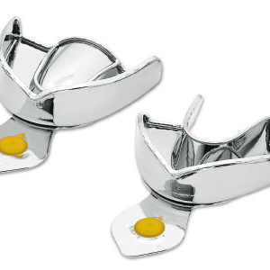 (6)NEW SUPER Stainless Steel Impression Trays