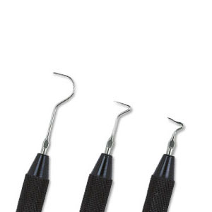 Waxing Instruments with Replaceable Tips
